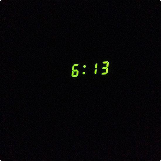 12 von 12 - September 2014 - 6:13 Uhr an einem Sonntag