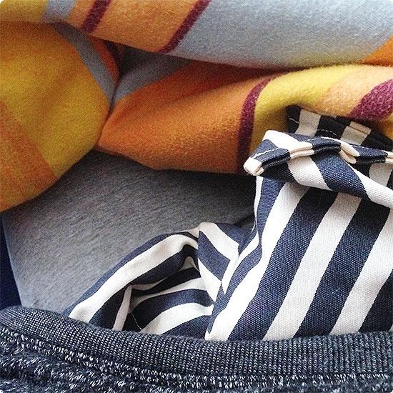 12 von 12 - September 2014 - Traubenkernkissen gegen Bauchschmerzen