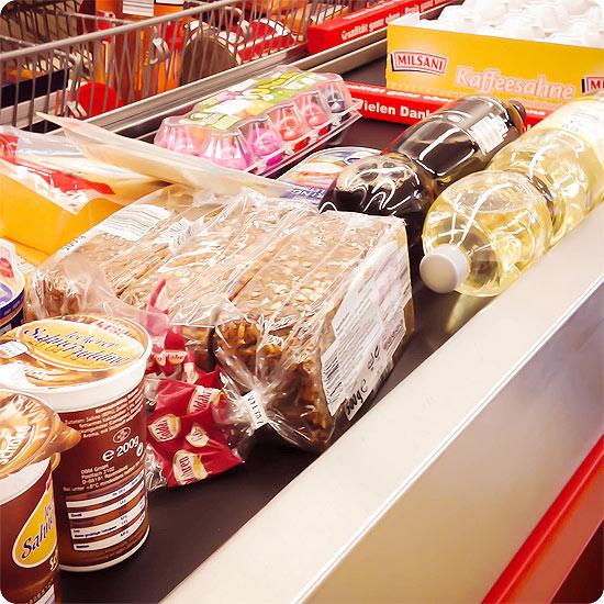 12 von 12 - März 2014 - einkaufen - ALDI