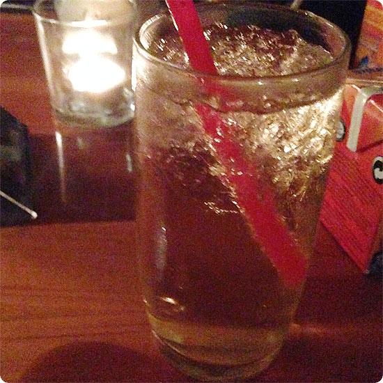 12 von 12 - Februar 2014 - Cocktail - alkoholfrei - Holunder & Minze