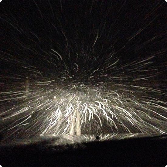 12 von 12 - Februar 2014 - Schnee im Februar