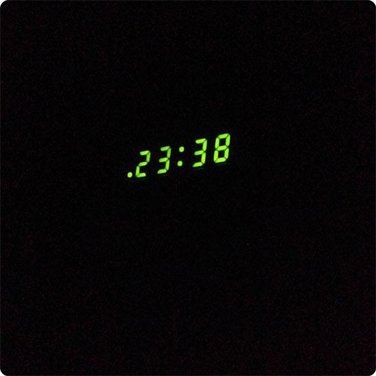12 von 12 - Mai 2014 - 23.38 Uhr - ab ins Bett