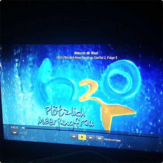 12 von 12 - Januar 2015 - Lieblingsserie der Teenagertochter