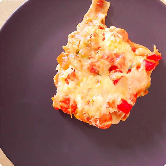 7 Tage - 7 Bilder | KW#11 | Mittagessen - Gemüse-Lasagne