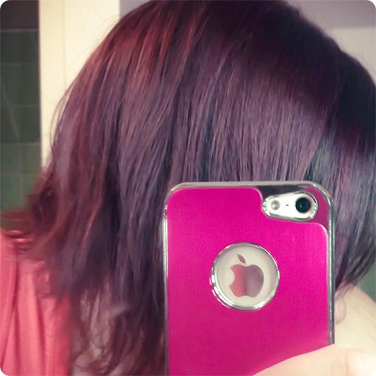 7 Tage - 7 Bilder | KW#13 | nach dem Friseur - Bobschnitt - Haare ab - Bob - Farbe - gefärbte Haare