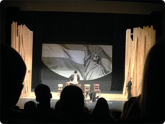 7 Tage - 7 Bilder | KW#9 | Hiob von Joseph Roth - Theater - Apollo - Siegen