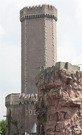 Ausflug ins Phantasialand - Mystery Castle