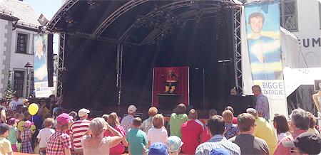 Kinder- und Gauklerfest Attendorn 2013