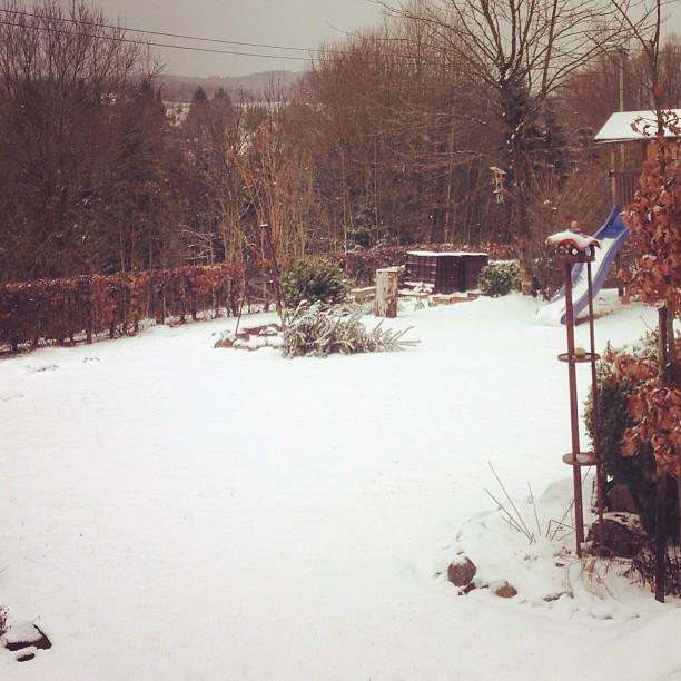 Schnee - 05.02.2013