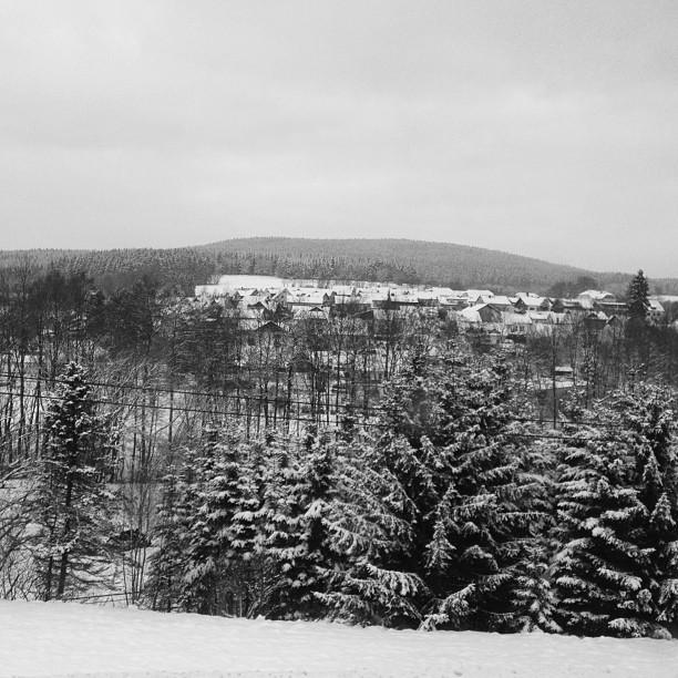 Schnee - 09.02.2013