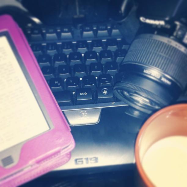Das Liebste ist mir... (Kamera, EOS, Kindle, PC)