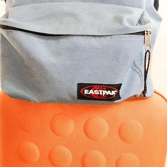 Klassenfahrt - 4- Klasse - Koffer und Rucksack
