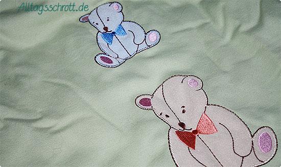 Schwangerschaft - Baby - Schlafsack