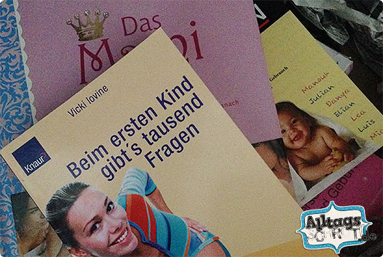 Schwangerschaft - Bücher zum Schwangersein - Mami Buch - Literatur