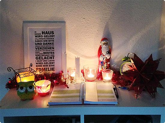 1. Weihnachtstag - gemütlich
