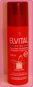 Gewinnspiel - ELVITAL - Color-Glanz-Spray