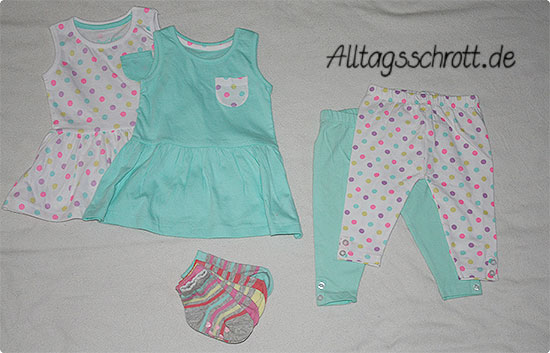 Primark - Einkauf für Neugeborene