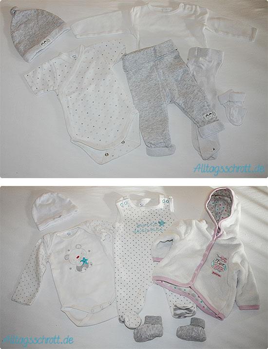 Outfits für das Baby - Going-Home