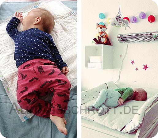 4. Lebensmonat - Heldenmädchen - Zusammenfassung Baby