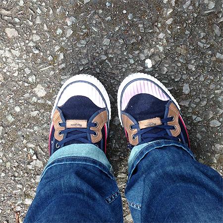 Etwas Neues? - Meine neuen Schuhe