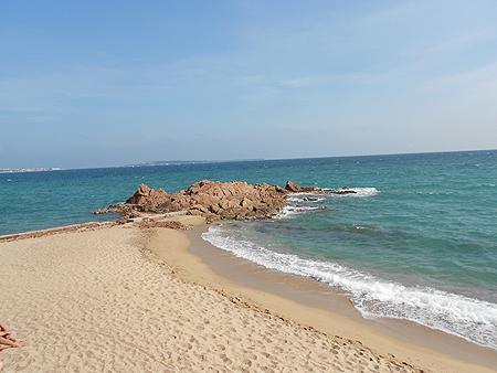 Cannes - das Meer