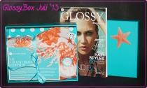 GLOSSYBOX Juli 2013 - die Box