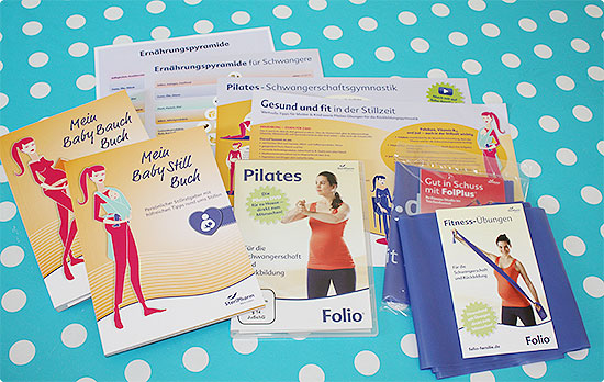 Informationen - Nahrungsergänzung in der Schwangerschaft - folio