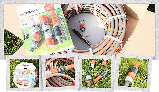 Gardena Blogger Box - testen - Garten
