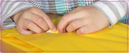 TOLLABOX - gelbes Päckchen