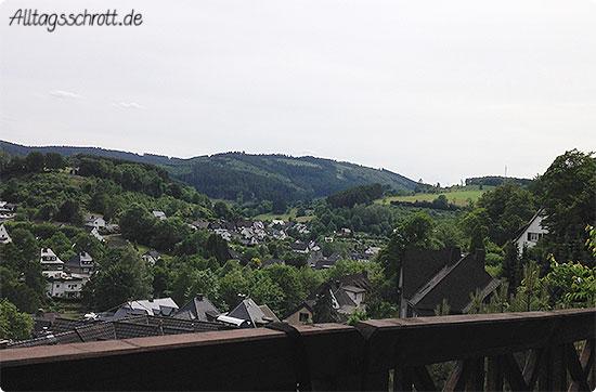 Wochenende in Bildern - auf dem Balkon