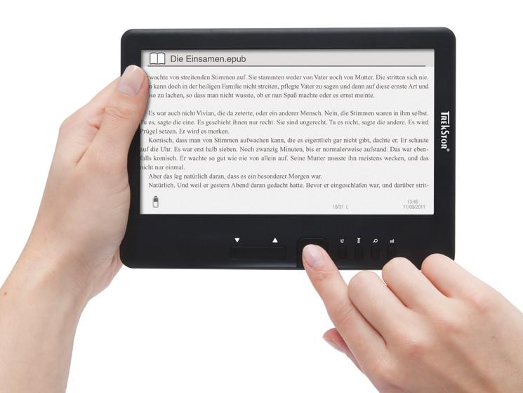 Trekstor Weltbild eBook Reader 3.0
