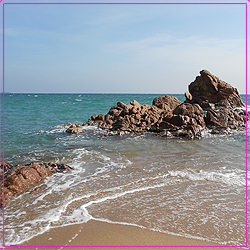 Cannes - Strand - Meer