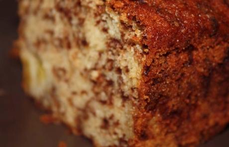 Rezept: Schoko-Rhabarber-Kuchen
