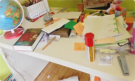 Kinderzimmer - Chaos - Prinzessinnenchaoshöhle