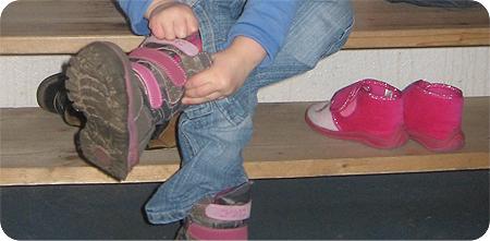 Betreuung - Kindergarten - Tagesmutter - keine echte Wahl