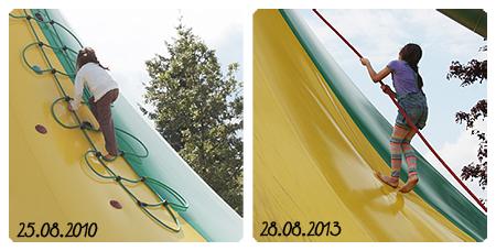 Klettervulkan - Panoramapark Sauerland - die Prinzessin - 6 Jahre - 9 Jahre