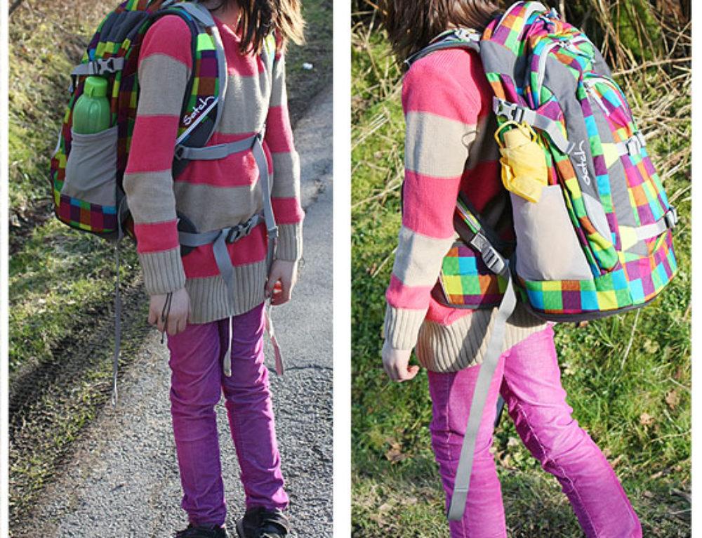 Werbung: Getestet: Satch – der Rucksack für große Kids