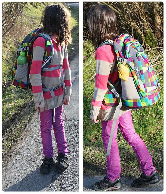 Werbung: Getestet: Satch - der Rucksack für große Kids