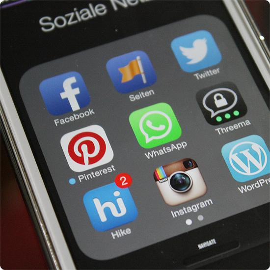 Social Media – Segen oder Fluch?