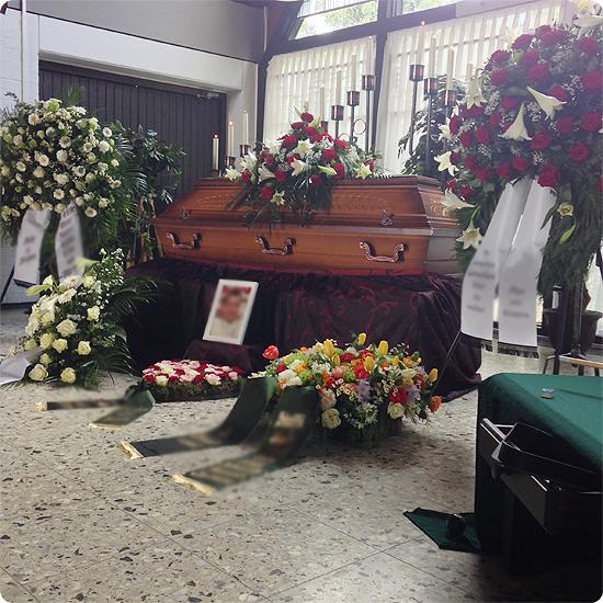 Beerdigung des kleinen Bruders – eine emotionale Hölle
