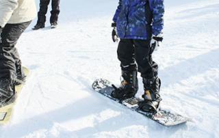Sonntagsfreude: Snowboarden