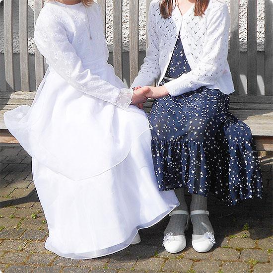 12 von 12 - April 2015 - Erstkommunion - Fotos