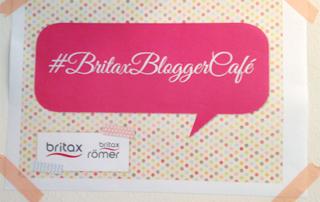 Britax Blogger Café in Köln - ich war dabei