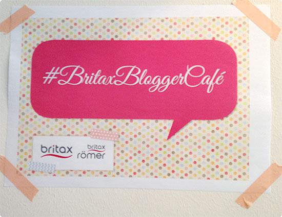 Britax Blogger Café in Köln – ich war dabei