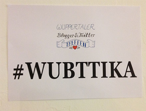 #WUBTTIKA & ein Sonntag | WIB