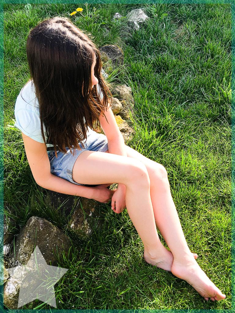 Heldenkinder - Nina - 12 Jahre alt - Teenagertochter