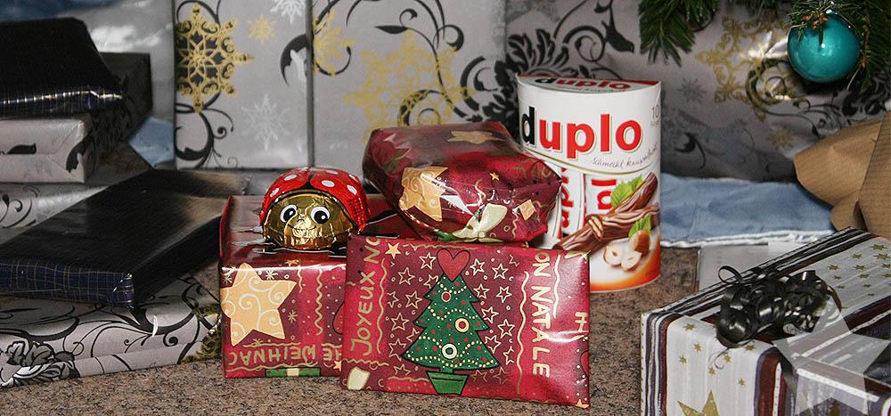 Weihnachtsgeschenke 2015