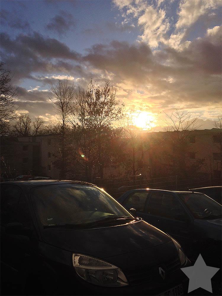12 von 12 - Januar - nach Regen folgt Sonnenschein