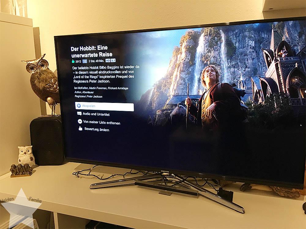 Wochenende in Bildern - Der Hobbit bei Netflix - Aufräumwochenende