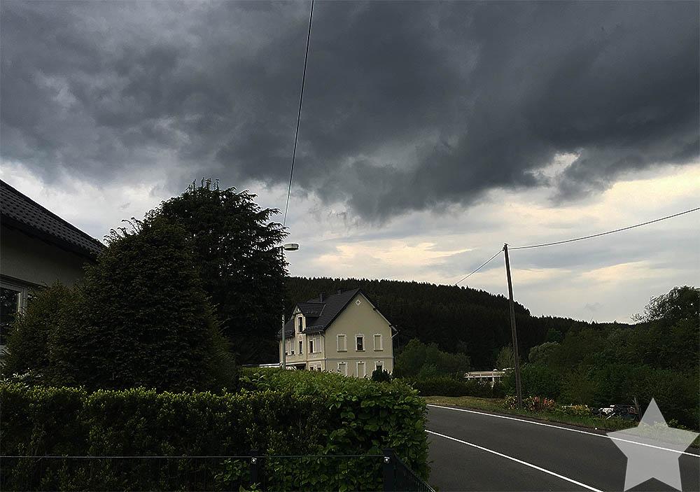 Wochenende in Bildern - ein Vorgeschmack auf den Sommer - plötzlicher Wetterumschwung